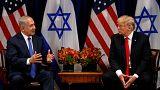 ترامپ و نتانیاهو درباره برجام گفتگو کردند