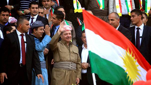 Diplomatic pressure grows to stop Kurdish independence vote