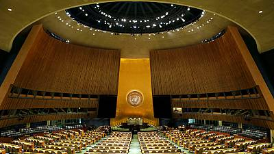 [Photos] African leaders busy ahead of opening of 72nd U.N. General Assembly