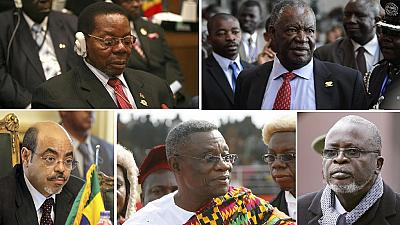 Exit on duty: African presidents who died in office [2]
