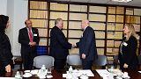 Ν. Κοτζιάς: Η ειρήνη στη Μ. Ανατολή είναι ένας στόχος για τον οποίο αγωνίζεται η Ελλάδα