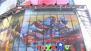 Játékipar: Csődben a Toys'R Us
