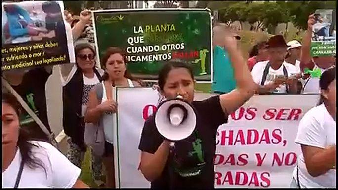 Perú se suma a la corriente para legalizar la marihuana