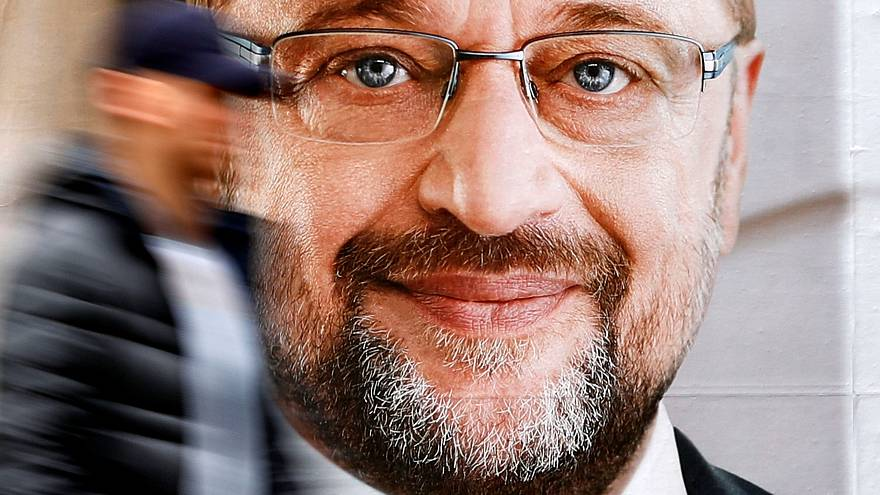 Martin Schulz intenta relanzar su campaña