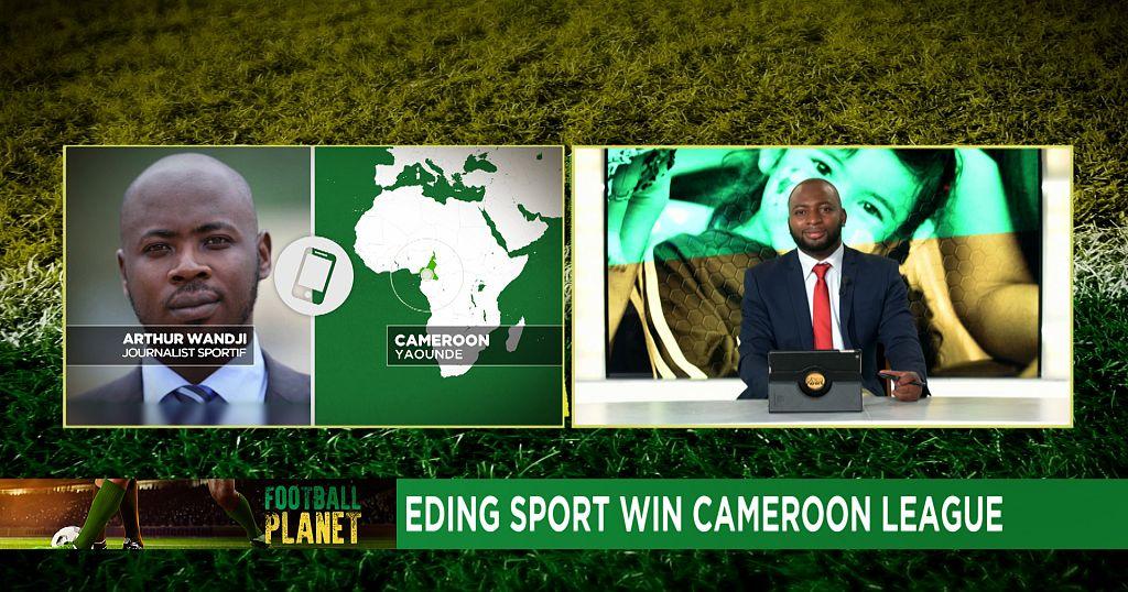 Eding Sport, AC Leopards win Cameroon & Congo leagues [Football Planet]