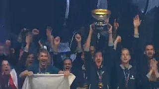 Υποδοχή ηρώων για τους πρωταθλητές Ευρώπης