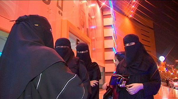 زنان عربستانی برای اولین بار به استادیوم می روند