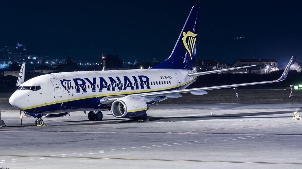 Ryanair in crisis as passengers take flight