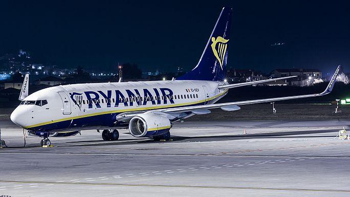 Ryanair'de kriz büyüyor