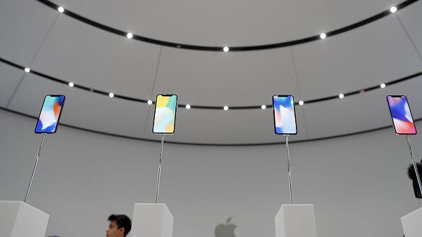 Где самые дорогие iPhone X?