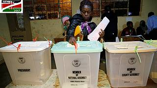 Kenya's election re-run may delay, IT firm says machines won't be ready