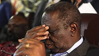 """Zimbabwe's opposition leader """"recovering well"""" in South African hospital"""