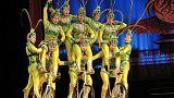 Cina: il X concorso dei Golden Chrysanthemum