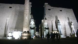 Archaeological discoveries in Luxor bring more tourists to Egypt[no comment]