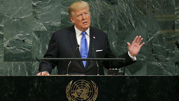 """Trump amenaza a Corea del Norte con la """"destrucción total"""""""