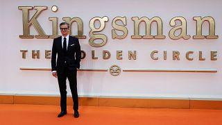 "Arriva al cinema ""Kingsman: Il Cerchio d'Oro"""