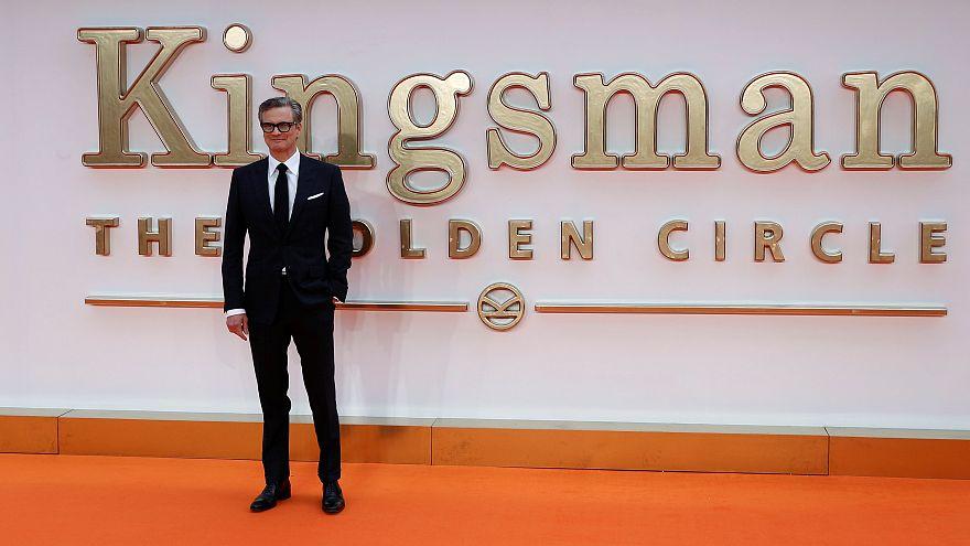 """""""Kingsman: O Círculo Dourado"""" chega às salas de cinema"""