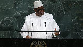 Réunion des pays du G5 Sahel au sommet de l'ONU