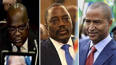 """RD Congo : Tshisekedi et Katumbi demandent """"une transition sans Kabila"""""""