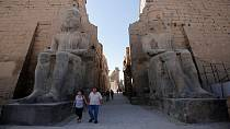 Recovery of Egyptian tourism still a mirage in Luxor