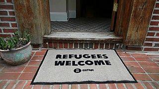 Warum Trumps Elternhaus zur Flüchtlingsunterkunft wird