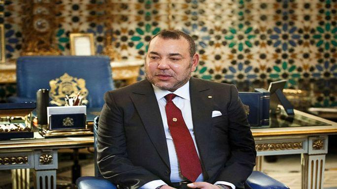 ملك المغرب يحصل على الجائزة العالمية للسلام والتسامح في نيويورك