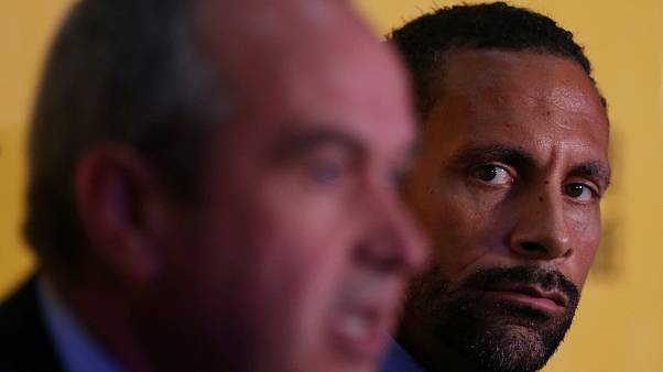 Rio Ferdinand switches from football to boxing