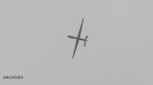 إسرائيل تسقط طائرة بدون طيار إيرانية الصنع فوق الجولان