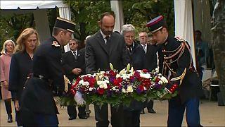 L'hommage de la France aux victimes du terrorisme