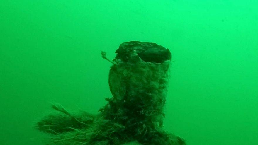 У бельгийских берегов нашли немецкую подлодку