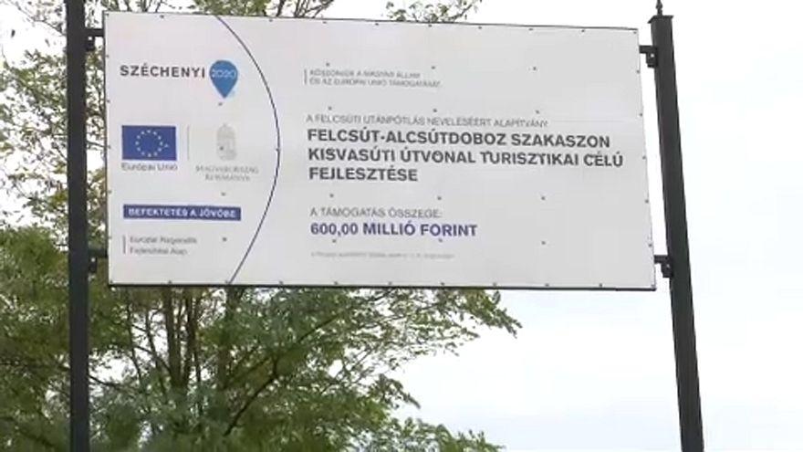 L'Europa spulcia i conti nel paesino di Orban
