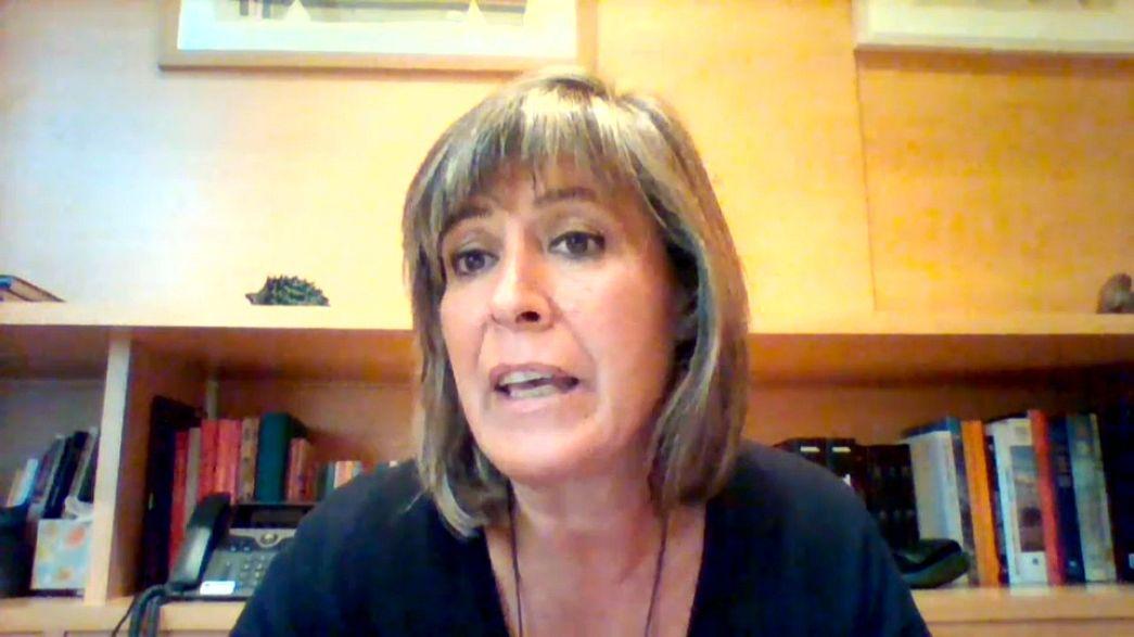 """Núria Marín: """"No habrá solución ni alentando ni imputando a los alcaldes"""""""