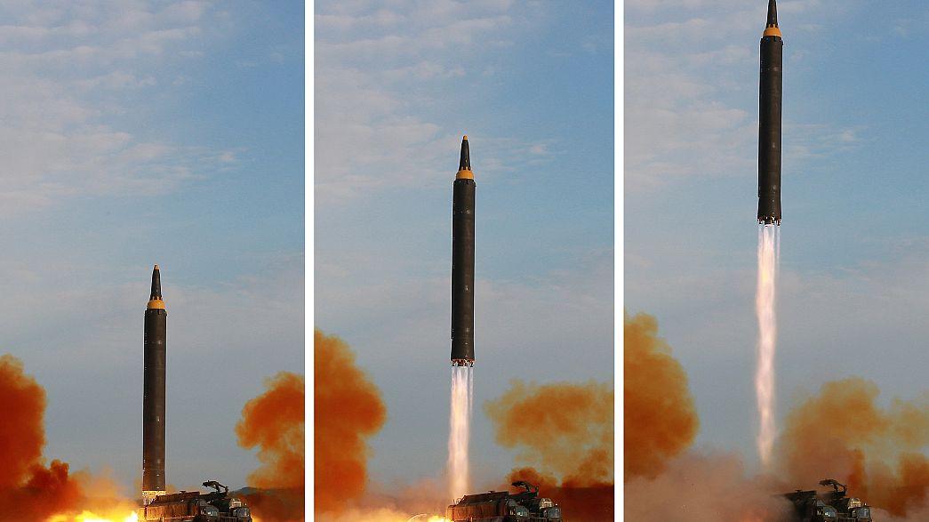 Il nuovo missile nordcoreano può colpire ovunque (tranne in Sudafrica o America del Sud)