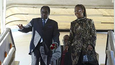 Zimbabwe's main airport renamed after President Mugabe