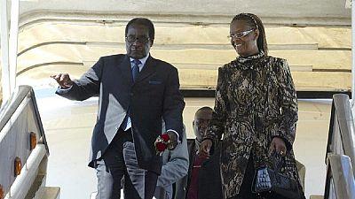 Zimbabwe's main airport renamed after President Mugabe