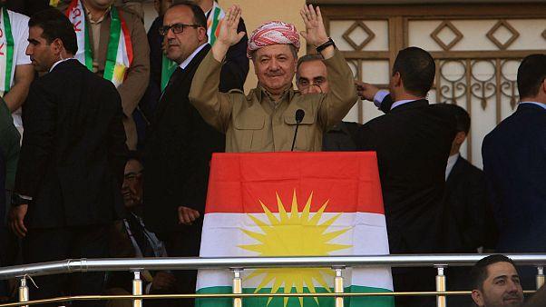 مسعود بارزانی سه روز به بغداد فرصت داد