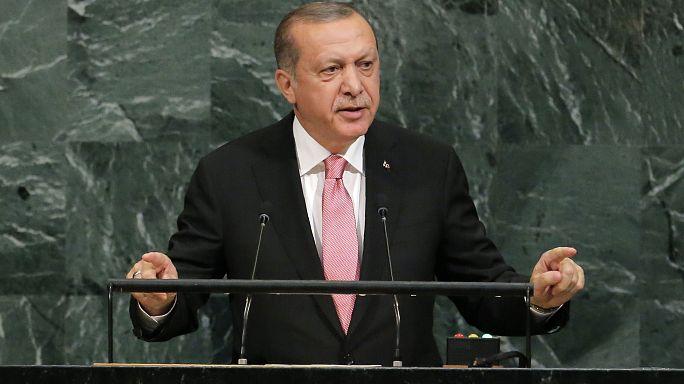 إردوغان يحذر من صراعات بسبب استفتاء على استقلال كردستان العراق