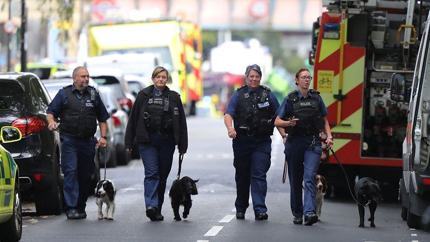 اعتقال مشتبه به ثالث في هجوم مترو لندن