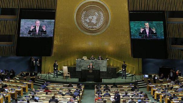 N'ayant pas versé leur cotisation, 4 pays africains privés de droit de vote à l'ONU