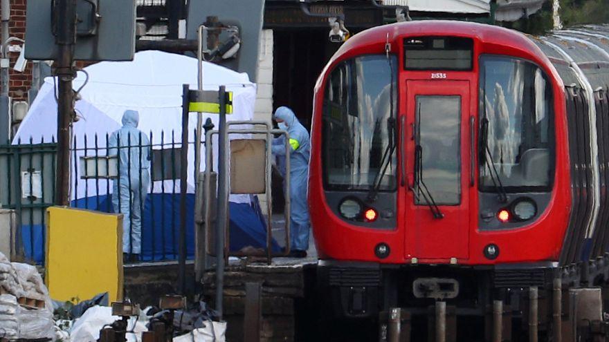 London: 5. Festnahme nach U-Bahn-Anschlag