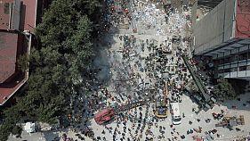 México em luta contra o tempo para encontrar sobreviventes