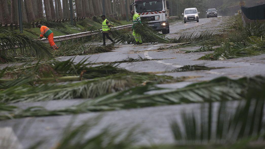 Hurricane Maria heads for Virgin Islands