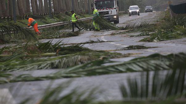 Uragano Maria spazza Portorico