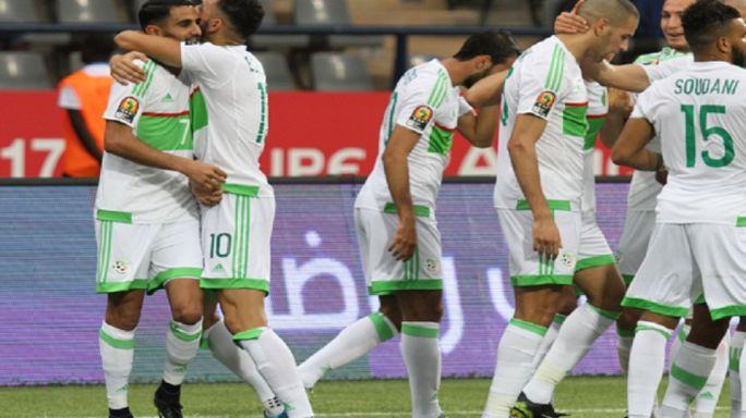 المنتخب الجزائري يتخلى عن سداسي دولي من لاعبيه من بينهم محرز وسليماني