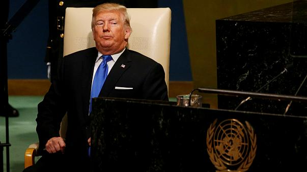 تعرف على ردود أفعال زعماء العالم على خطاب ترامب