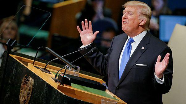 ظریف اظهارات ترامپ را «سخیف، شعاری و بی محتوا» ارزیابی کرد