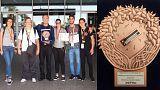 Στην 3η θέση η Κύπρος στο Παγκόσμιο Φεστιβάλ Ακορντεόν - BINTEO