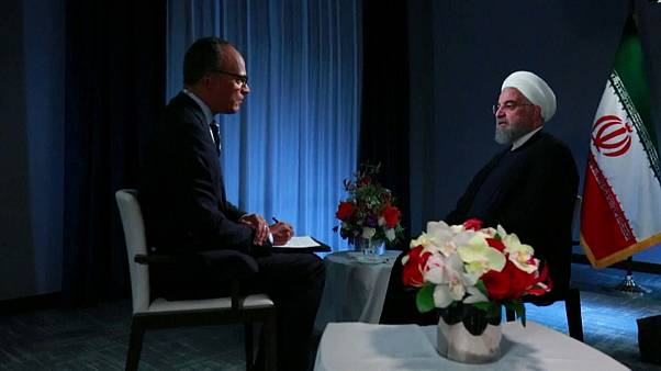 """Hassan Rouhani : """"L'Iran est tout l'inverse de la Corée du Nord"""""""