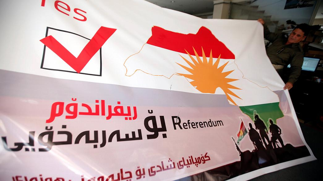 Leaders respond to Kurdistan independence referendum
