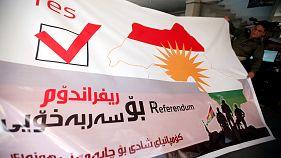 Leaders respond to Kurdistan independence referendum